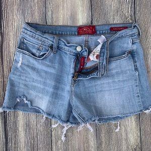 Lucky 🍀 Brand jean shorts 8/29